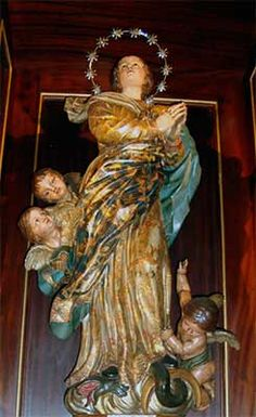 La Inmaculada Concepción de María, Patrona de España
