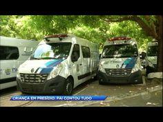 Pai de criança deixada em presídio no Piauí fala sobre o ocorrido