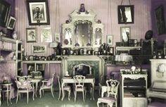 Mauve Room - Tsarina's Alexandra -