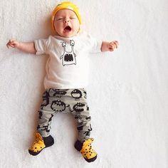Baby Boy and Girl Clothes, 2 Pieces Set, Cotton Short Sleeve Cartoon Monster T-shirt, Pants #baby #cutebaby #babylove #babystyle #babys #babies #babyboy #babyboys #babygirl #babygirls #babyfasion #babyonlinestore #babybump #baby #babycloth #babyclothes #babyfashionista #babyshop #momtobe #momtobe2018 #babyswag #babystagram #mybaby #mybabyboy #mybabygirl #mylittleprincess #petitbaobao #welovepetitbaobao #babystyle #babyfashion #babymonster