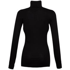 Splendid Polo Neck Top - Black ($85) ❤ liked on Polyvore featuring tops, sweaters, shirts, black, turtle neck shirts, splendid shirt, splendid tops, polo neck shirts and layered tops