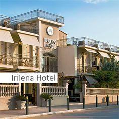 Irilena Hotel | Lassi Kefalonia