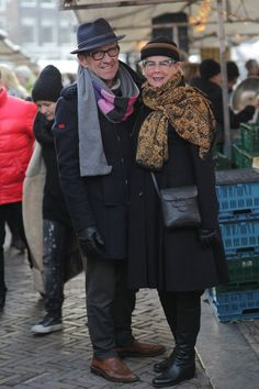 Scarves and Smiles