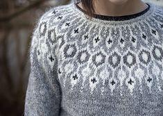 Yarn Needle, Knitting Patterns, Pullover, Wool, Grey, Projects, Sweaters, Handmade, Ideas