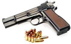 Real Guns - The Browning Hi Power Find our speedloader now! http://www.amazon.com/shops/raeind