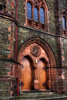 Trinity Methodist Church ~Douglas, Isle of Man