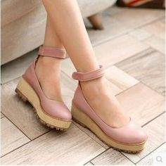 Buy 'Gizmal Boots – Ankle-Strap Platform Flats' with Free International Shipping at YesStyle.com. Browse and shop for thousands of Asian fashion items from China and more!