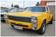 Opel Diplomat B Pick Up Prototypen Unikate Und Kleinserien Oldtimer