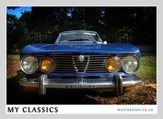 1974 ALFA ROMEO GTV  classic car