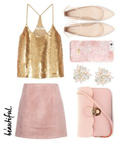 """""""Summer nights/ lets party!"""" by sheilahasanagic ❤ liked on Polyvore featuring TIBI, Zara, Acne Studios and Cara"""
