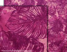 Monstera Fabric. Learn more at HawaiianFabricNBYond.Etsy.com.  Aloha :)