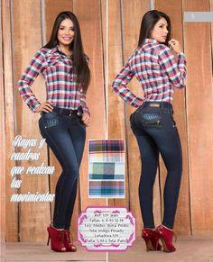 Nuestra #MarcaDelDía: By groover, estilos que te hacen siempre estar a la moda, encuentralos en el local: 1202. Tel: 3520894. Cel: 3123643090. Y conoce su nueva colección. ¡Te esperamos! #ColombianoCompraColombiano Capri Pants, Jeans, Sexy, Outfits, Clothes, Fashion, Fashion Branding, Ladies Fashion, Branding