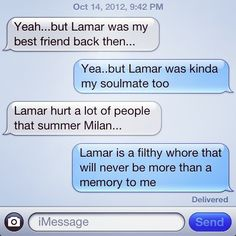 Lamar..