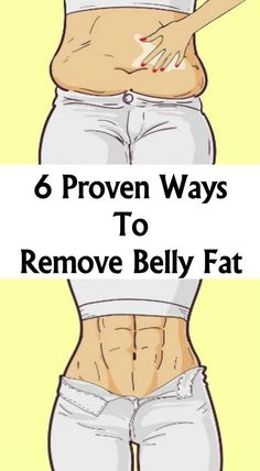 6 Proven Ways To Remove Belly Fat The folds on the abdomen not only look bad but can lead to diabetes and heart disease. Therefore, you need to get rid of them as soon as possible. To find out if y… Remove Belly Fat, Burn Belly Fat, Lose Fat, How To Lose Weight Fast, Losing Weight Tips, Weight Loss, Lost Weight, Lose 15 Pounds, 45 Pounds