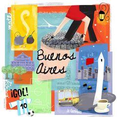 """""""mapa"""" de Buenos Aires"""