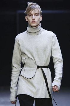 Lee Roach Menswear Fall Winter 2015 London