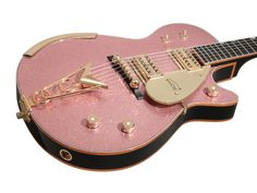 Gretsch Masterbuilt Champagne Sparkle Penguin Custom Shop | Rainbow Guitars