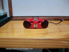 Tutorial cassette player