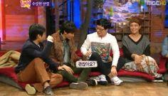 Yoo Jae Suk comforts Eunhyuk on his photo with IU