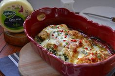 rulouri de pui cu spanac si cascaval Lasagna, Mashed Potatoes, Food And Drink, Cooking, Ethnic Recipes, Dessert, Delicious Food, Whipped Potatoes, Kitchen