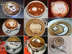 Coffee Art Creation | Perfect Cup of Coffee