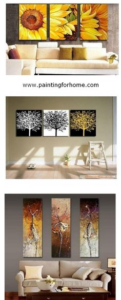Canvas wall art for bedroom and living room. 100% hand painted art painting for sale!  15% off & Free shipping to worldwide!!!  #painting #art #wallart #largepainting #abstractpainting #walldecor #homedecor #flowerpainting