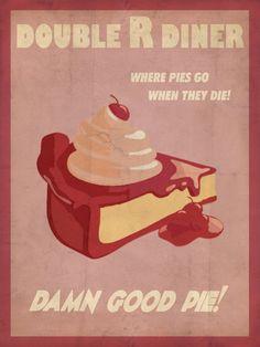 I also love Twin Peaks