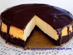 Łatwy sernik - przepis Cheesecake, Fit, Shape, Cheesecakes, Cherry Cheesecake Shooters