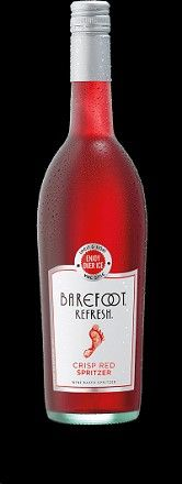Wine Outlet Barefoot Refresh Crisp Red