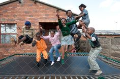 Luca Zordan – Photography Inspired by Kids. South Africa, Basketball Court, Action, Children, Boys, Sports, Friendship, Happiness, Photography