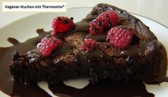 veganer Kuchen Thermomix