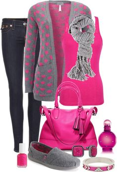 """""""Hearts"""" by kaymeans06 on Polyvore"""