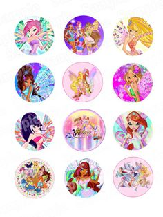 Mywinxclubfashion: Ideas For a Winx Party!