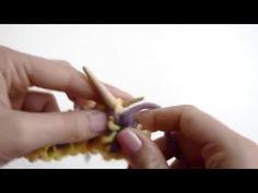 Cómo tejer punto Brioche con dos agujas – The Blog