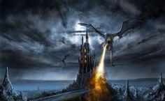 Gli Arcani Supremi (Vox clamantis in deserto - Gothian): Gli Iniziati di Estgoth. Capitolo 54. Vlad e Joell...
