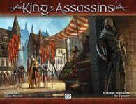 King & Assassins | Board Game | BoardGameGeek | Game Mechanics:  Action Point Allowance System Grid Movement Secret Unit Deployment Variable Player Powers | Category: Bluffing Medieval