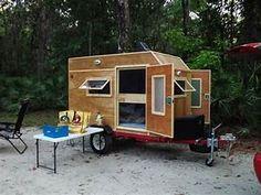 25+ Best Ideas about Diy Camper Trailer on Pinterest | Diy camper, Teardrop camper trailer and ...