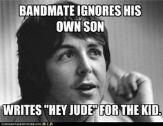 And this is a great example why Paul is my favorite, way over John.