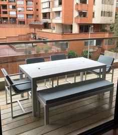 Outdoor Furniture Sets, Outdoor Decor, Design, Home Decor, Dining Rooms, Decoration Home, Room Decor, Home Interior Design