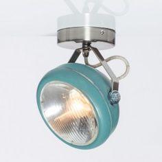 Spot Industrieel No.07 Aqua $139.00