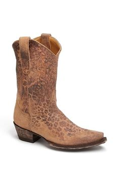 Old Gringo 'Leopardito' Western Boot available at #Nordstrom