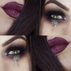 Halloween Makeup Tutorial Gypsy https://www.youtube.com/watch?v ...