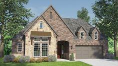 Melrose - Plan 2870  Vista exterior-Casa familiar  Priced from $363,990  2,870 square feet 4 Hab. 3 baños y 1 planta. Más información contáctanos al +1 (832)-630-5251