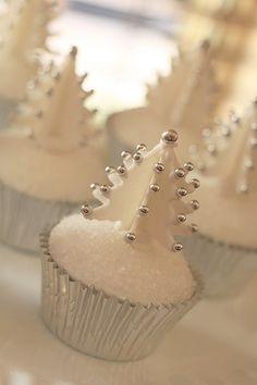 ❥ ♡❤♥ Christmas Cupcakes ❤♡♥