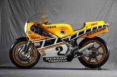 Kenny Roberts Yamaha YZR500