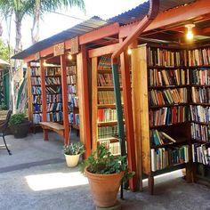 Book patio dreams