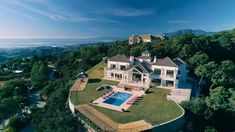 Luxury Villa For Sale In La Zagaleta Marbella Luxury Homes In Florida, Mansion Tour, Boca Raton Florida, Spa Weekend, Two Bedroom Suites, Family Apartment, Mansions Homes, Private Pool, Luxury Villa