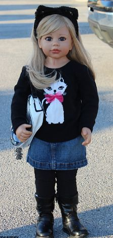 Одноклассники Reborn Toddler Girl, Pretty Baby, Little Girls, Hipster, Doll, Album, Style, Fashion, Reborn Baby Dolls