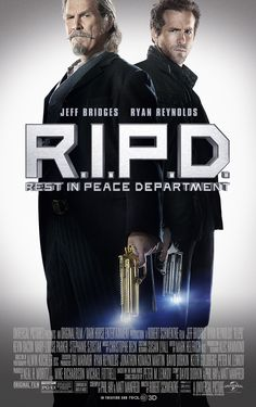 R.I.P.D. wasn't that bad when you expected it to be bad...mainly thanks to Jeff Bridges performance and some comedy thrown in along the way [B-]