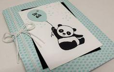 Party Pandas - Karten und Umschläge Tuttifrutti , Sale-a-Bration www.stempeltasia.de